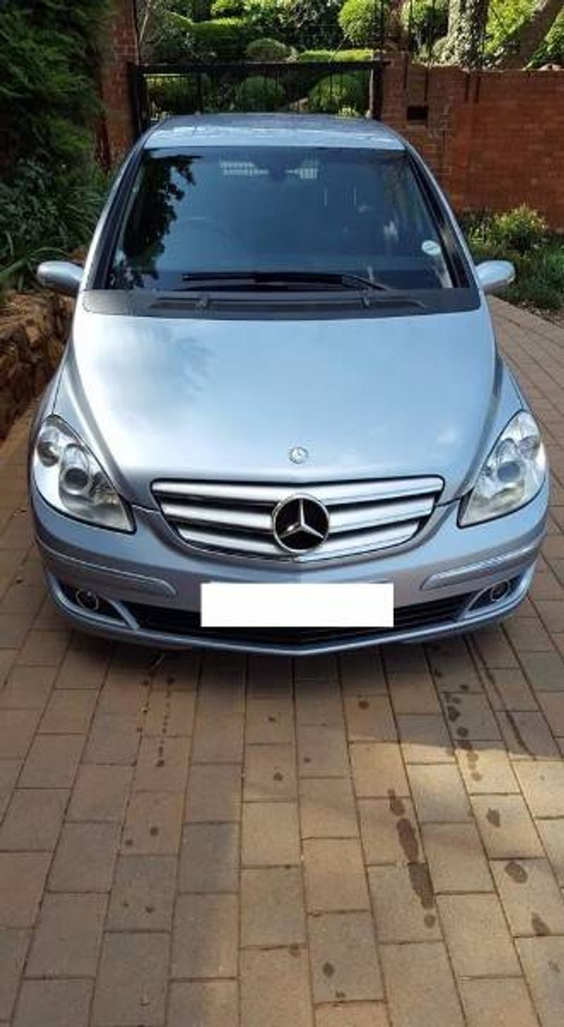 used mercedes benz b class b 200 cdi for sale in gauteng. Black Bedroom Furniture Sets. Home Design Ideas