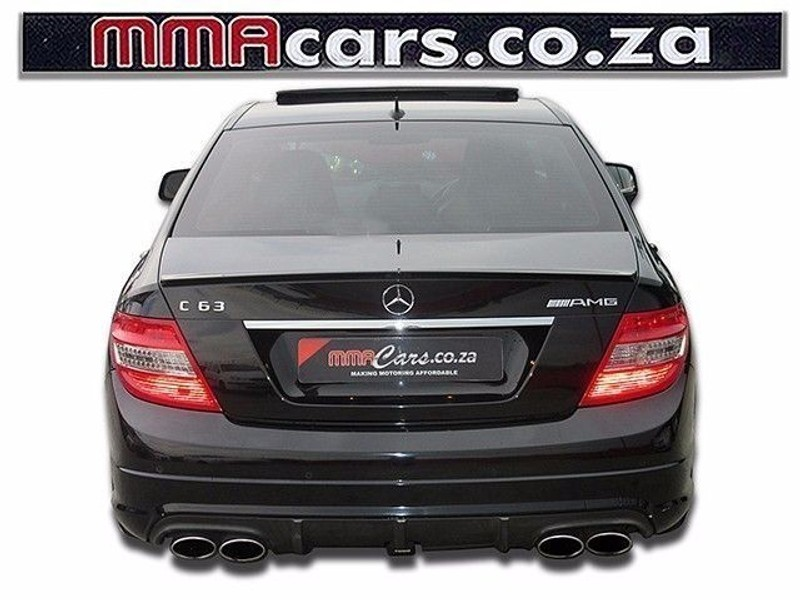 Used mercedes benz c class c63 amg for sale in kwazulu for Mercedes benz c class 2008 for sale