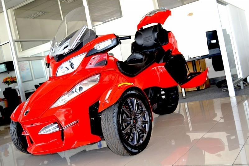 Used Bombardiercanam Spyder Rt S Auto For Sale In Gauteng