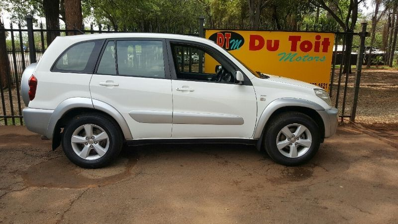 used toyota rav 4 rav4 180 5dr for sale in gauteng id 1713489. Black Bedroom Furniture Sets. Home Design Ideas
