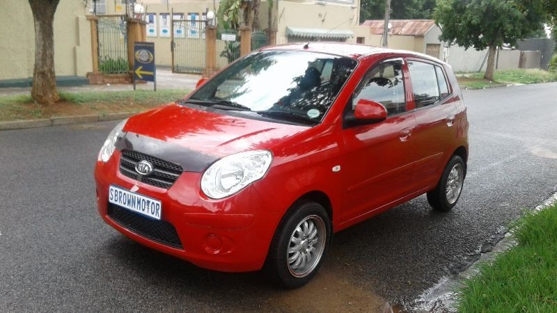 used kia picanto 1 2 ls for sale in gauteng. Black Bedroom Furniture Sets. Home Design Ideas
