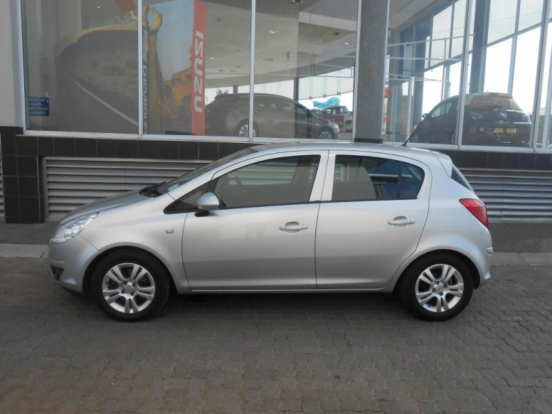 used opel corsa 1 3 cdti enjoy 5dr for sale in gauteng id 1714011. Black Bedroom Furniture Sets. Home Design Ideas