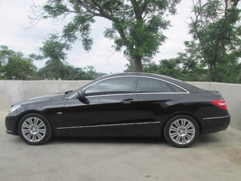 Used mercedes benz e class e250 cgi coupe for sale in for Mercedes benz extended warranty worth it