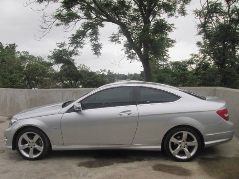 Used mercedes benz c class c180 be coupe a t for sale in for Mercedes benz extended warranty worth it