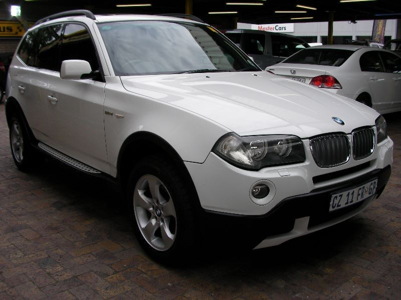 used bmw x3 xdrive a t for sale in western cape id 1715045. Black Bedroom Furniture Sets. Home Design Ideas