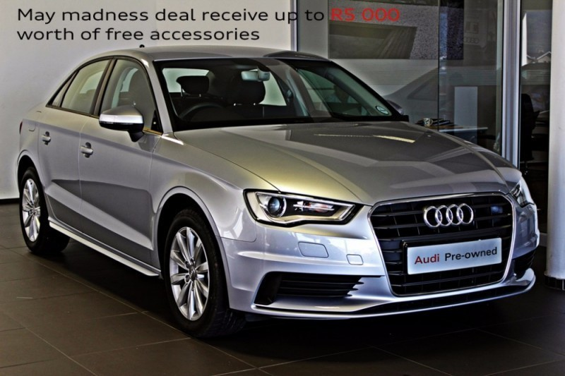 Used Audi A3 1 6 Tdi S Stronic For Sale In Western Cape