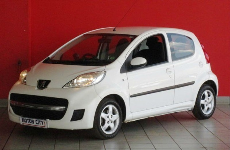 used peugeot 107 trendy for sale in mpumalanga id 1716477. Black Bedroom Furniture Sets. Home Design Ideas