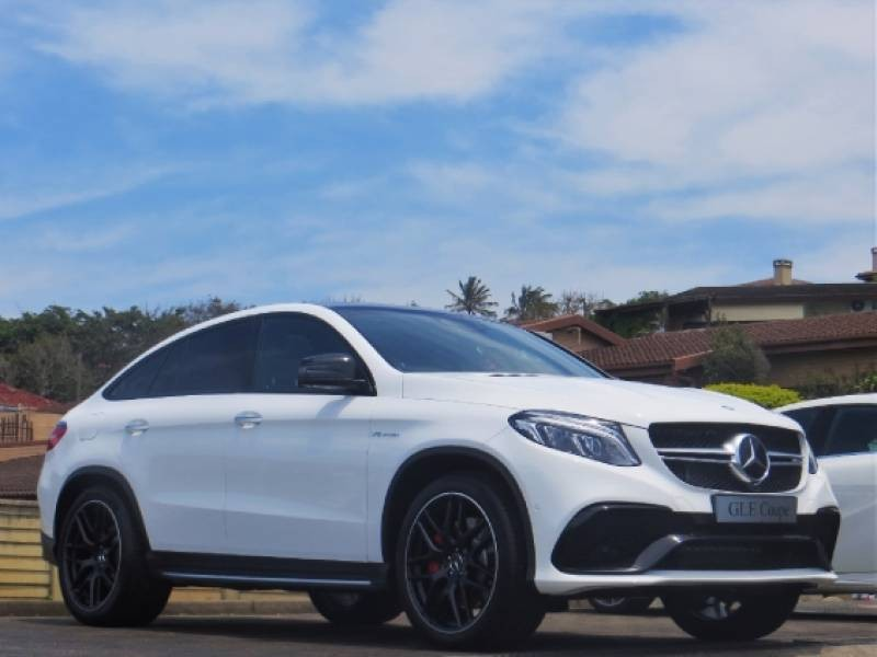 Used mercedes benz gle class 63 s amg for sale in kwazulu for Mercedes benz financial report 2016
