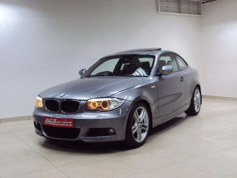 used bmw 1 series 125i coupe m sport auto sunroof xenons. Black Bedroom Furniture Sets. Home Design Ideas