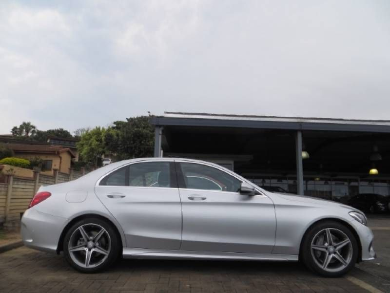 used mercedes benz c class c220 bluetec amg line auto for sale in kwazulu natal id. Black Bedroom Furniture Sets. Home Design Ideas
