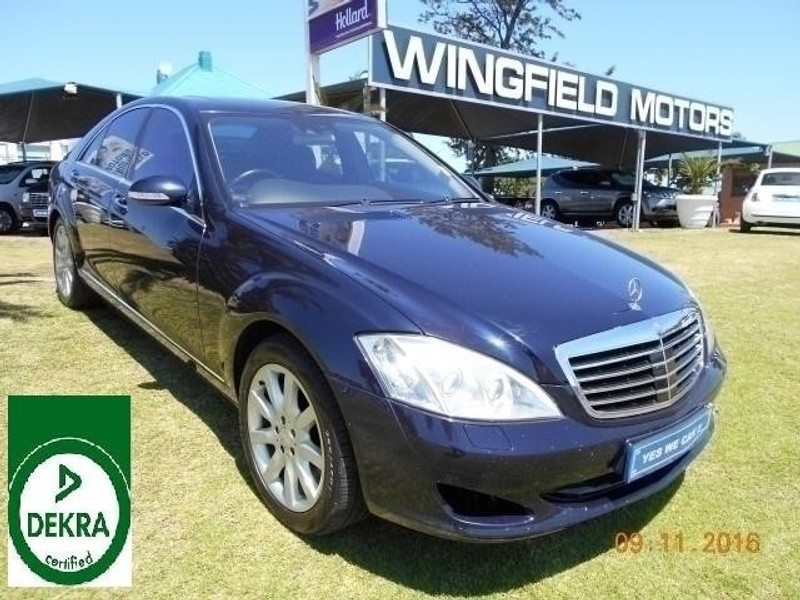 Used mercedes benz s class s 500 for sale in western cape for 2006 mercedes benz s500 for sale