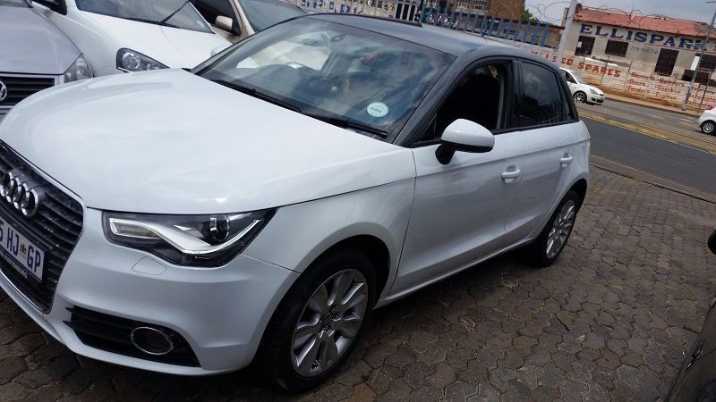 used audi a1 sportback 1 6 tdi ambition for sale in gauteng id 1718975. Black Bedroom Furniture Sets. Home Design Ideas