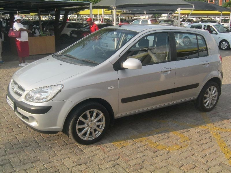 used hyundai getz 1 5 crdi hs for sale in gauteng id 1719734. Black Bedroom Furniture Sets. Home Design Ideas