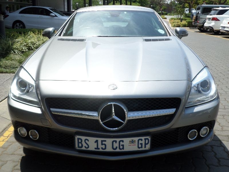 Used mercedes benz slk class slk 200 auto for sale in for Mercedes benz pretoria