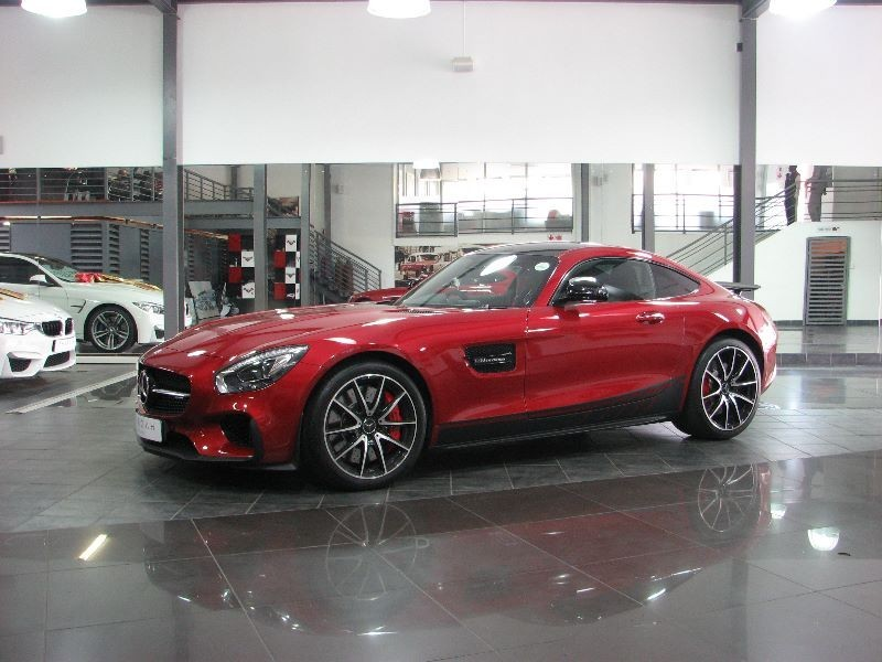 used mercedes benz amg gt s 4 0 v8 coupe for sale in gauteng id 1720791. Black Bedroom Furniture Sets. Home Design Ideas