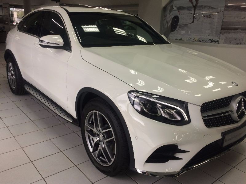 Used mercedes benz glc coupe 220d amg sport for sale in for Mercedes benz 220d for sale