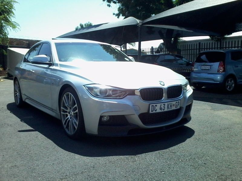 used bmw 3 series 320d m sport pack f30 auto for sale in gauteng id 1721480. Black Bedroom Furniture Sets. Home Design Ideas
