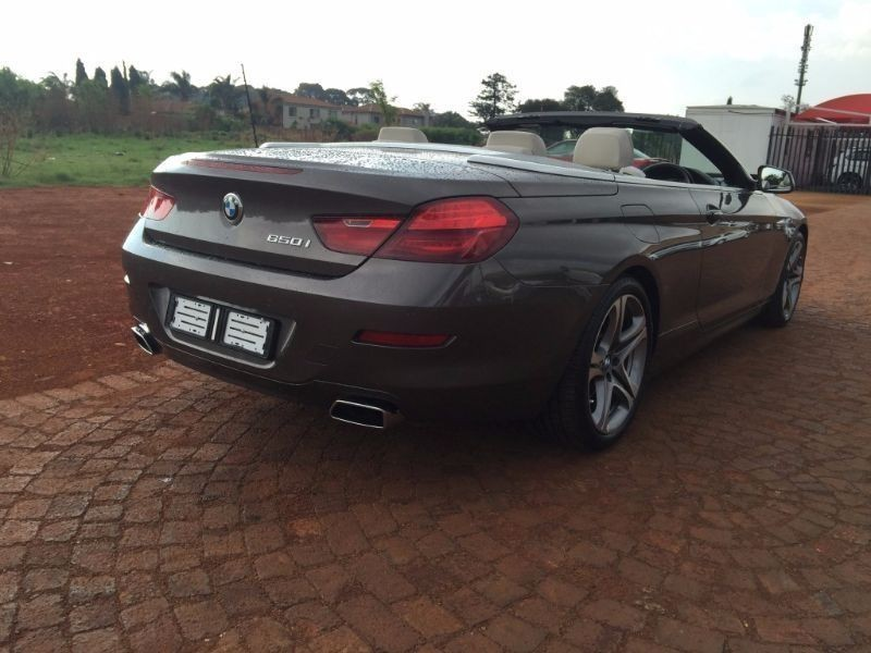 used bmw 6 series 650i convertible auto for sale in gauteng id 1721584. Black Bedroom Furniture Sets. Home Design Ideas
