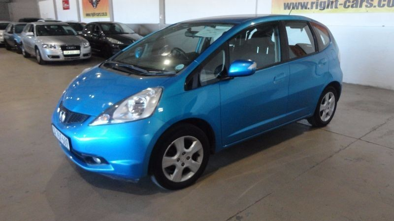 Used Honda Jazz 1 5i Ex S For Sale In Western Cape Cars