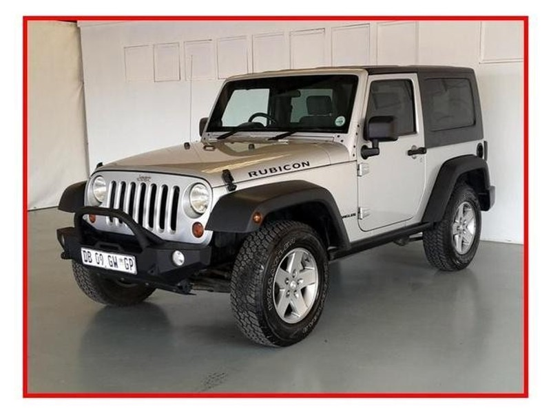 used jeep wrangler 3 8 rubicon 2dr for sale in gauteng id 1722743. Black Bedroom Furniture Sets. Home Design Ideas