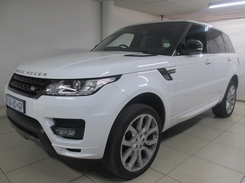 used land rover range rover sport 5 0 v8 s c autobiography dynamic for sale in gauteng. Black Bedroom Furniture Sets. Home Design Ideas