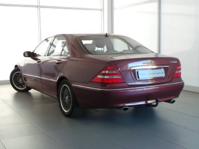 Used mercedes benz s class s 500 for sale in western cape for 2000 mercedes benz s class for sale