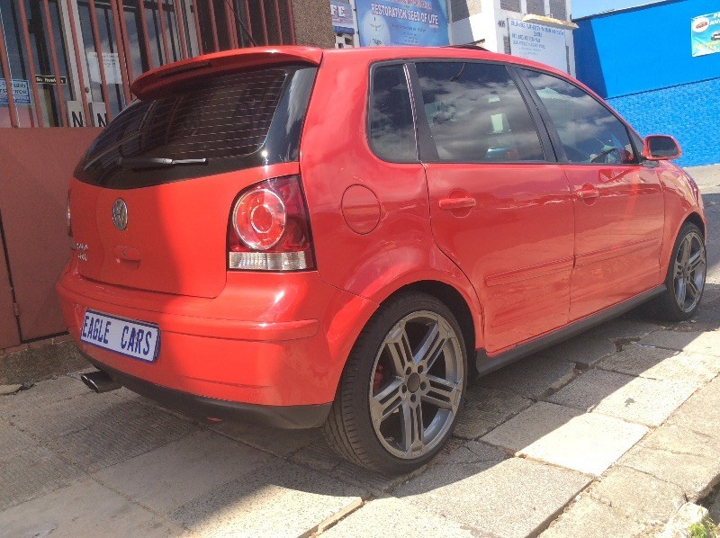used volkswagen polo gti for sale in gauteng id 1724275. Black Bedroom Furniture Sets. Home Design Ideas