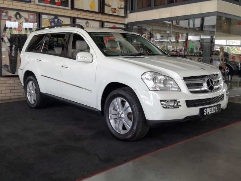 Used mercedes benz gl class gl 320 cdi for sale in north for Mercedes benz gl class 2008 for sale
