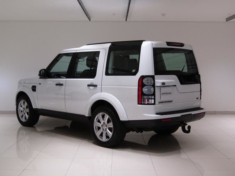 used land rover discovery 2015 discovery 4 se for sale in gauteng id 1725710. Black Bedroom Furniture Sets. Home Design Ideas