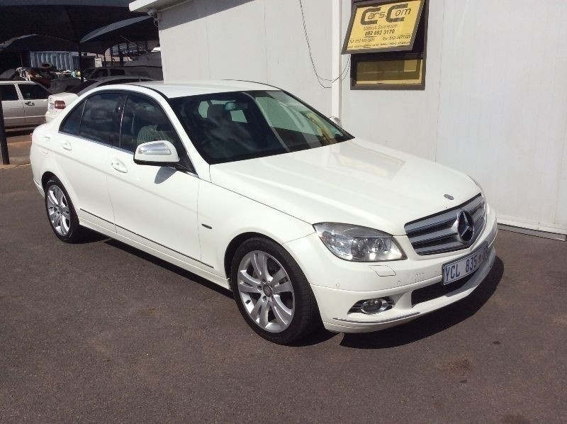 Used mercedes benz c class 320 cdi a t for sale in gauteng for 2009 mercedes benz c300 for sale