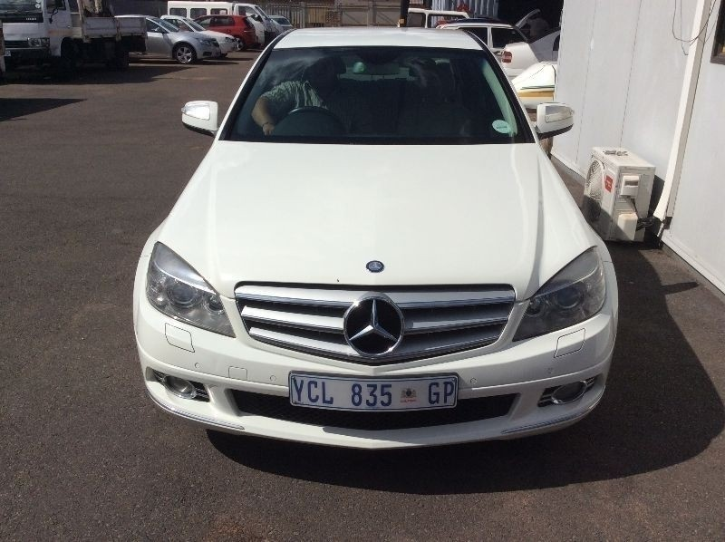 Used mercedes benz c class 320 cdi a t for sale in gauteng for Mercedes benz c class 320