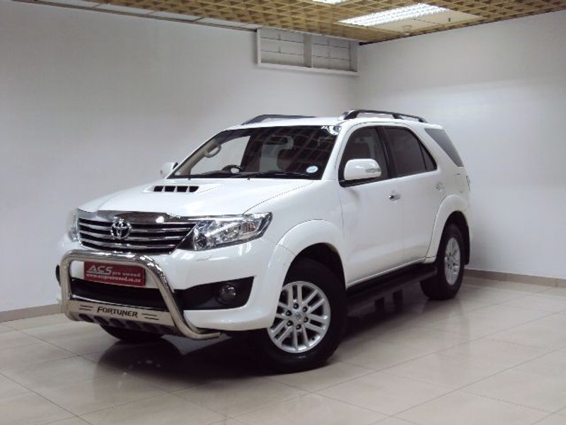 Used Toyota Fortuner 3 0 D4d Raised Body 4x2 Auto 7 Seater New Shape For Sale In Gauteng Cars