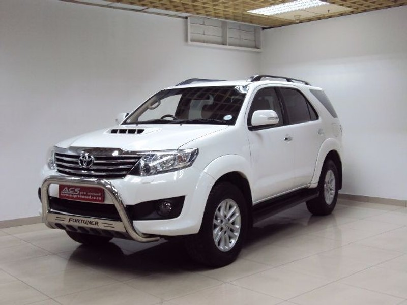 Used Toyota Fortuner 3 0 D4d Raised Body 4x2 Auto 7 Seater