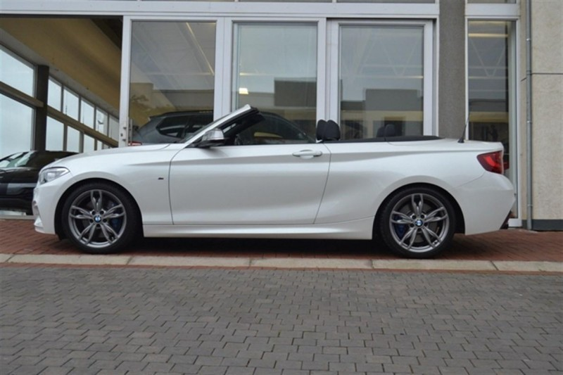 used bmw m2 m235 convertible auto f23 for sale in kwazulu natal id 1726945. Black Bedroom Furniture Sets. Home Design Ideas