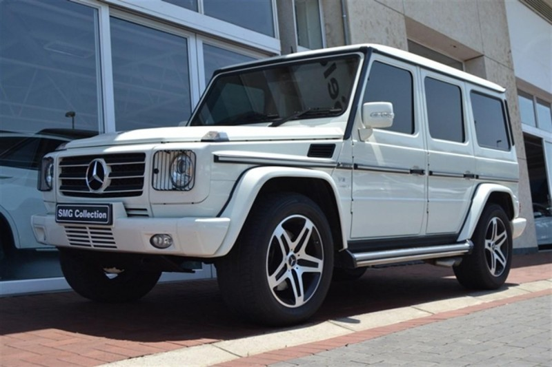 Used mercedes benz g class g55 amg for sale in kwazulu for Mercedes benz g class g55 amg for sale