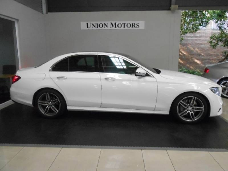 Used mercedes benz e class e 220d amg for sale in for Mercedes benz 220d for sale