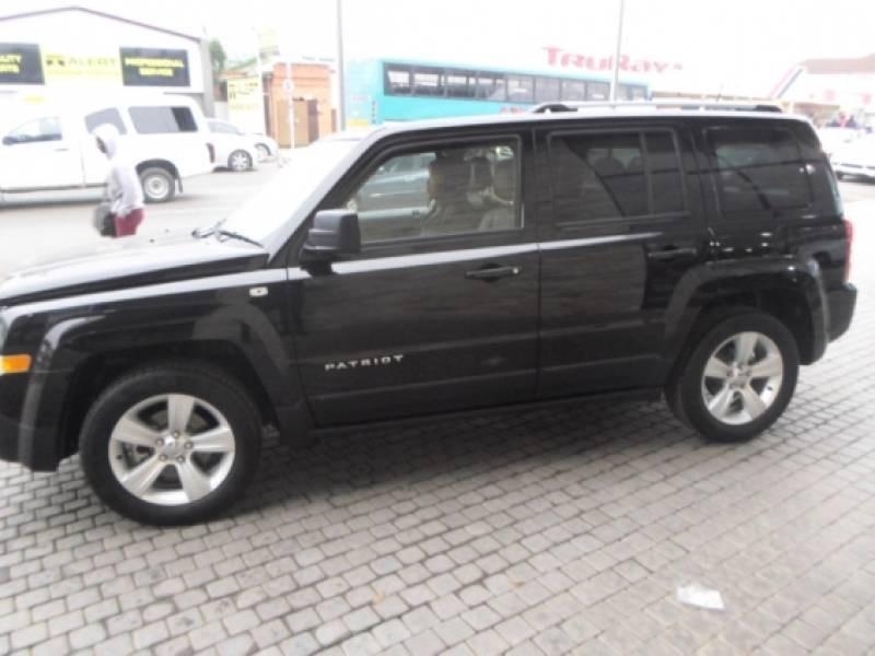used jeep patriot 2 4 limited for sale in kwazulu natal id 1729265. Black Bedroom Furniture Sets. Home Design Ideas