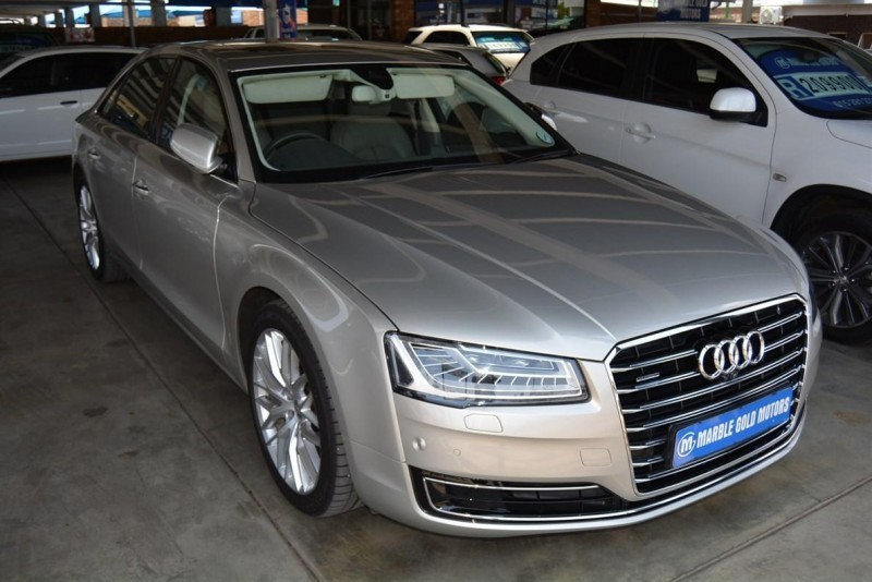 used audi a8 3 0 tdi quattro lwb for sale in limpopo id 1729282. Black Bedroom Furniture Sets. Home Design Ideas