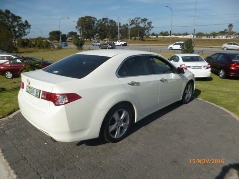 Used Honda Accord 2 0 Elegance Auto For Sale In Eastern