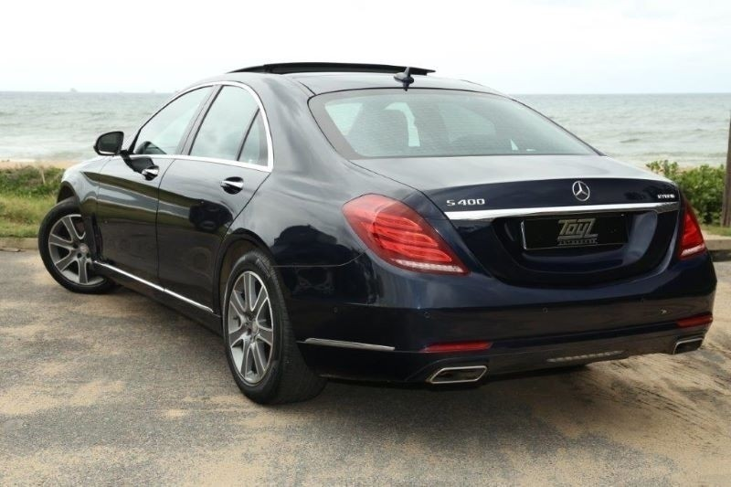 Used mercedes benz s class s400 hybrid auto for sale in for 2013 mercedes benz s400 hybrid