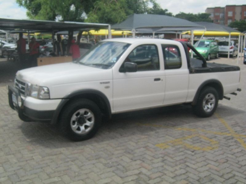 Used Ford Ranger 2500td Super Cab For Sale In Gauteng