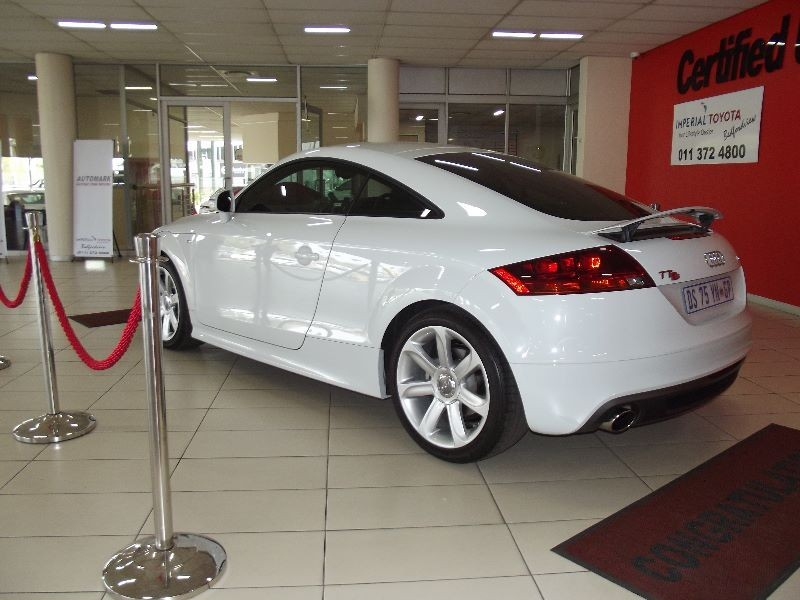 used audi tt fsi coupe stronic for sale in gauteng id 1730619. Black Bedroom Furniture Sets. Home Design Ideas