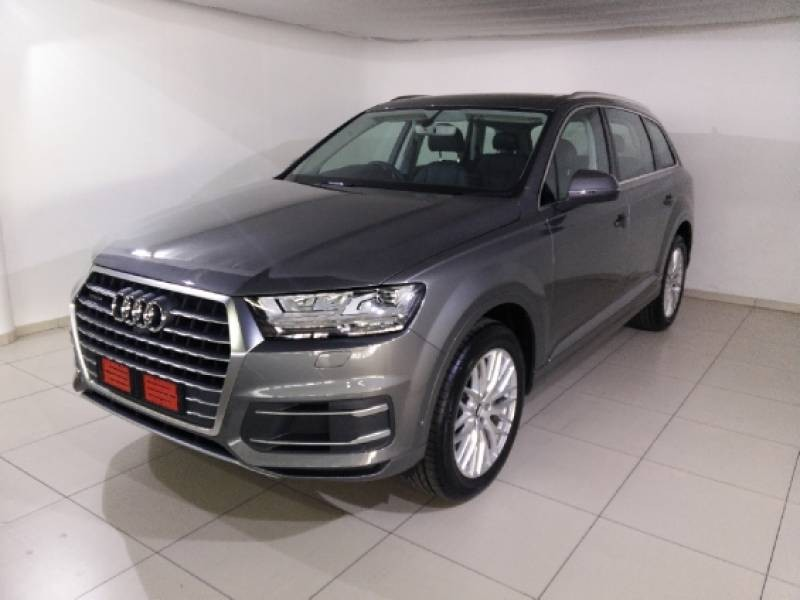 used audi q7 3 0 tdi v6 quattro tip for sale in western cape id 1730754. Black Bedroom Furniture Sets. Home Design Ideas