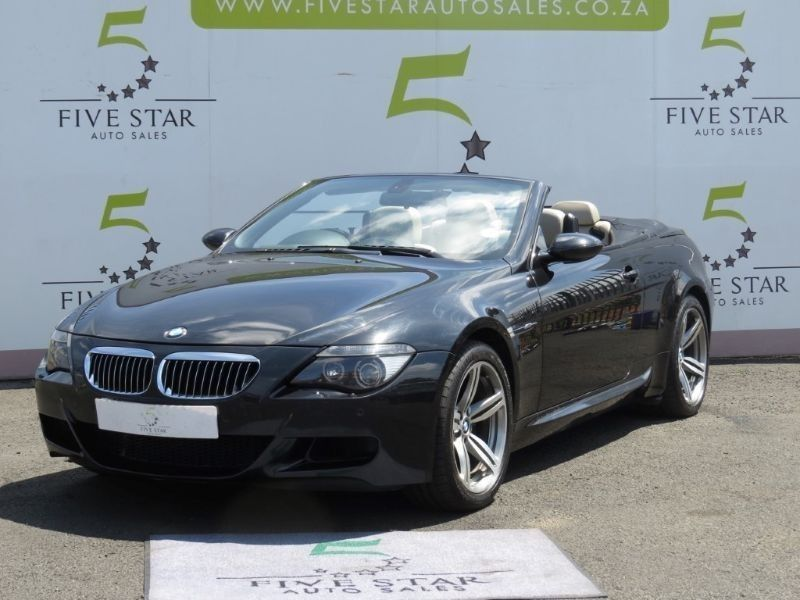 used bmw m6 convertible e64 for sale in gauteng id 1731116. Black Bedroom Furniture Sets. Home Design Ideas