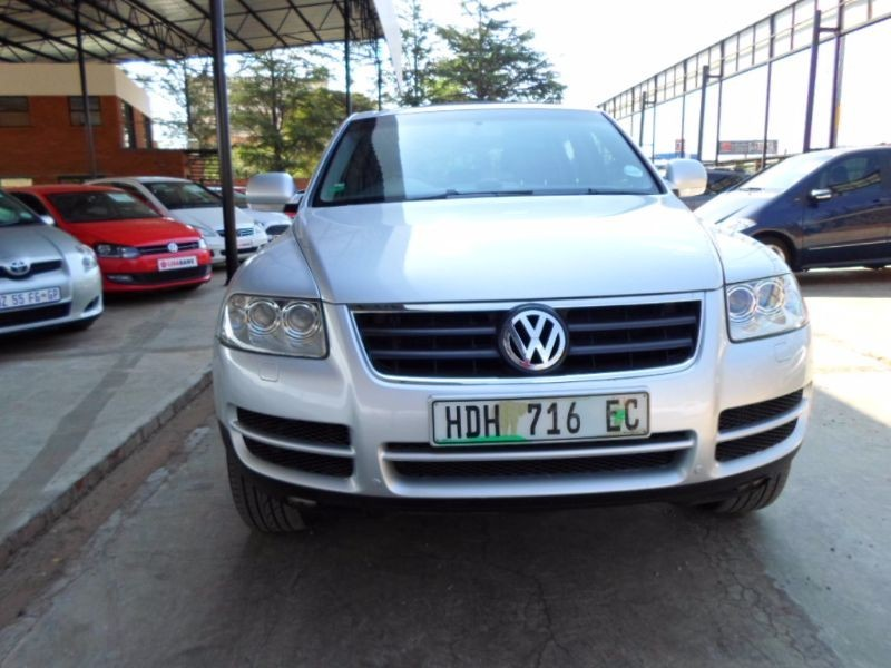 used volkswagen touareg r5 2 5 tdi for sale in gauteng id 1731276. Black Bedroom Furniture Sets. Home Design Ideas