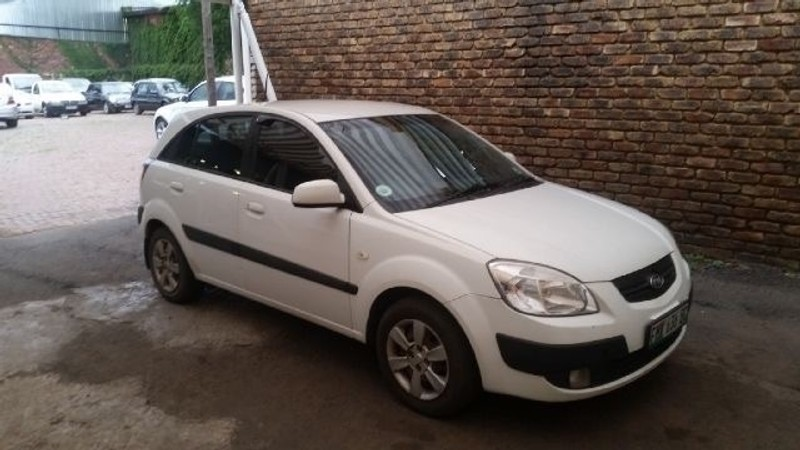 used kia rio manual for sale in gauteng id 1731347. Black Bedroom Furniture Sets. Home Design Ideas
