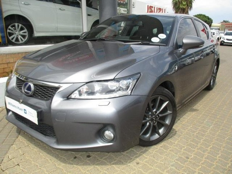 used lexus ct 200h f sport 5dr for sale in gauteng id 1731575. Black Bedroom Furniture Sets. Home Design Ideas