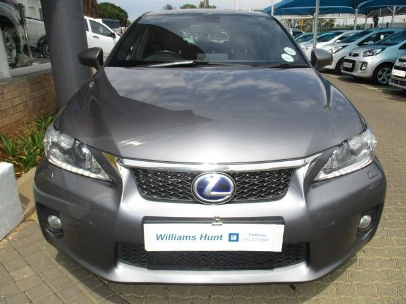 Used Lexus CT 200h F-sport 5dr for sale in Gauteng - Cars.co.za (ID ...