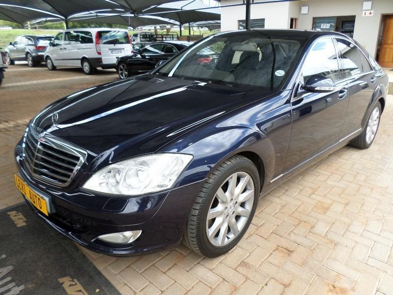 Used mercedes benz s class s 500 for sale in gauteng for 2006 mercedes benz r class for sale