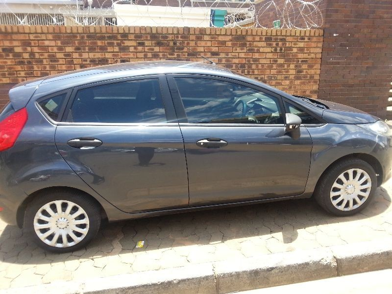 used ford fiesta 1 4 trend 5 door for sale in gauteng id 1731812. Black Bedroom Furniture Sets. Home Design Ideas